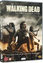 the walking dead - sæson 8 - DVD