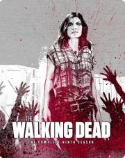the walking dead - sæson 9 - steelbook - Blu-Ray
