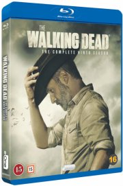 the walking dead - sæson 9 - Blu-Ray