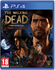 the walking dead telltale series: the new frontier - PS4