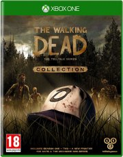 walking dead collection: telltale - xbox one