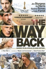 the way back - DVD