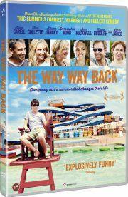 the way way back - DVD