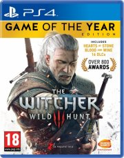 the witcher iii: wild hunt - game of the year edition - uk/arabisk - PS4