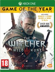 the witcher iii (3): wild hunt (game of the year edition) - xbox one