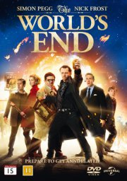 the worlds end - DVD