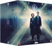 the x-files - sæson 1-10 - DVD