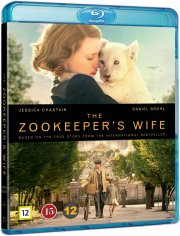 the zookeepers wife - Blu-Ray