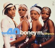 boney m and friends - their ultimate top 40 collection - cd