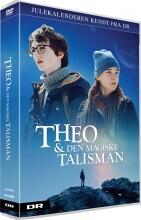 theo og den magiske talisman - dr's julekalender 2018 - DVD
