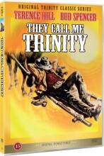 they call me trinity - DVD