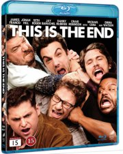this is the end - Blu-Ray