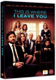 this is where i leave you - DVD