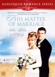 this matter of marriage - DVD