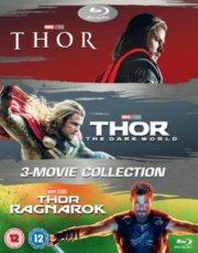 thor 1-3 box set - Blu-Ray