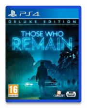 those who remain - deluxe edition - PS4