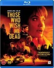 those who wish me dead - Blu-Ray