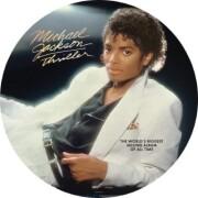 michael jackson - thriller - picture disc - Vinyl / LP