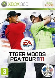 tiger woods pga tour 2011 - xbox 360