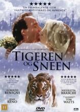 tigeren og sneen/ la tigre e la neve - DVD