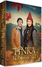 tinka og kongespillet - tv2 julekalender 2019 - DVD