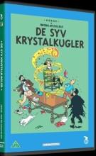 the adventures of tintin - tintin og de syv krystalkugler - DVD