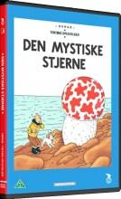 tintin - den mystiske stjerne / the shooting star - DVD