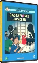 tintin - det gådefulde juveltyveri / the castafiore emerald - DVD
