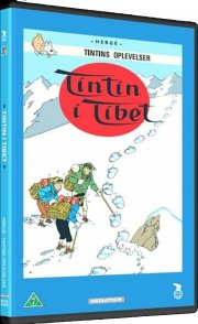 the adventures of tintin - tintin i tibet - DVD