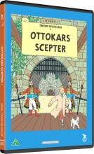 tintin - kong ottokars scepter / king ottokars sceptre - DVD