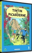 the adventures of tintin - tintin og picaroerne - DVD