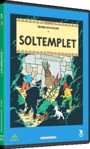 tintin - soltemplet / prisoners of the sun - DVD