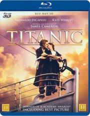 titanic - 3D Blu-Ray