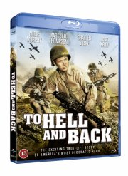 to hell and back - Blu-Ray