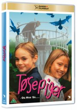 tøsepiger - DVD