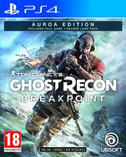 tom clancy's ghost recon: breakpoint (auroa deluxe edition) - PS4