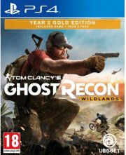 tom clancys ghost recon: wildlands (year 2 - gold edition) - PS4