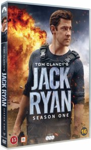 tom clancy's jack ryan - sæson 1 - DVD