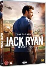 tom clancys jack ryan - sæson 2 - DVD