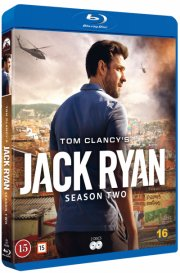 tom clancy's jack ryan - sæson 2 - Blu-Ray
