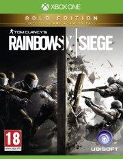 tom clancy's rainbow six: siege - gold edition - xbox one