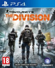 tom clancy's - the division - PS4