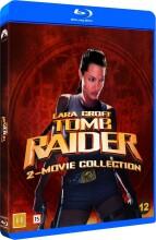 tomb raider 1-2 - angelina jolie - Blu-Ray