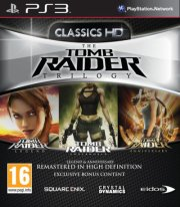 tomb raider trilogy hd - PS3
