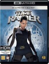 tomb raider - angelina jolie - 2001 - 4k Ultra HD Blu-Ray