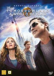 tomorrowland a world beyond - DVD