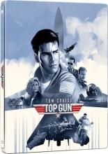 top gun - steelbook - Blu-Ray