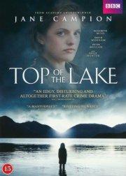 top of the lake - sæson 1 - bbc - DVD