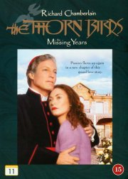 tornfuglene 2 - de forsvundne år / the thorn birds 2 - the missing years - DVD