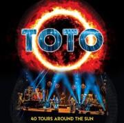 toto - 40 tours around the sun - live - Blu-Ray